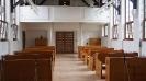 chór-pohled z kaple