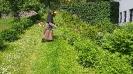 práce na zahradě-s.Terezie